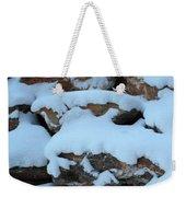 Suddenly Winter 2 Weekender Tote Bag