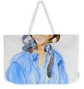 Sue And Pepita Weekender Tote Bag