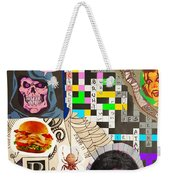 Suffering Through Desirability Weekender Tote Bag