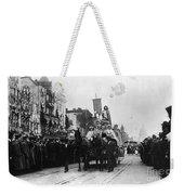 Suffrage Parade, 1913 Weekender Tote Bag