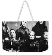 Suffragettes, 1888 Weekender Tote Bag