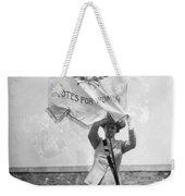 Suffragist, C1912 Weekender Tote Bag