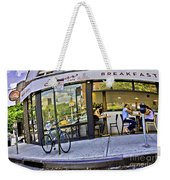 Sugar Breakfast  Weekender Tote Bag