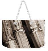 Sugar Cane - Sepia Weekender Tote Bag