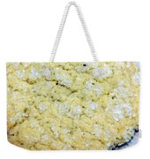 Sugar Cookie Weekender Tote Bag