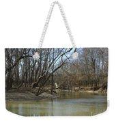 Sugar Creek Weekender Tote Bag