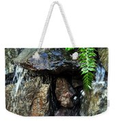 Sugar From The Sun Waterfall Weekender Tote Bag