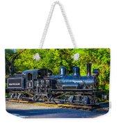 Sugar Pine Railway Train Weekender Tote Bag