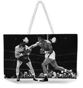 Sugar Ray Robinson Weekender Tote Bag