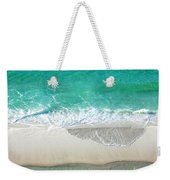 Sugar Sand Beach Weekender Tote Bag