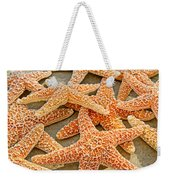 Sugar Starfish Weekender Tote Bag