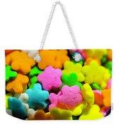 Sugar Stars Weekender Tote Bag