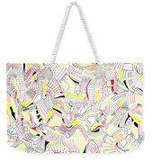 Sugar Weekender Tote Bag