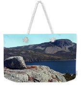 Sugarloaf Hill From The Lookout  Weekender Tote Bag
