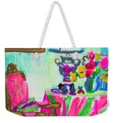 Sugarman's Table Weekender Tote Bag