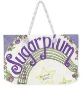 Sugarplum Logo Weekender Tote Bag