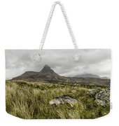 Suilven Mountain Weekender Tote Bag
