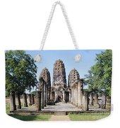 Sukhothai Khmer Sanctuary Weekender Tote Bag