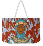 Sulawesi Girl Weekender Tote Bag