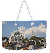 Suleymaniye Camii Weekender Tote Bag