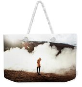 Sulfur Clouds Weekender Tote Bag
