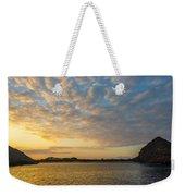 Sullivan Bay Sunrise Weekender Tote Bag