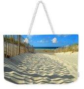 Sultry September Beach Weekender Tote Bag