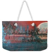 Sultry Sunset Weekender Tote Bag