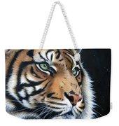 Sumatran  Weekender Tote Bag by Sandi Baker