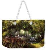 Summer - Landscape - Eve's Garden Weekender Tote Bag