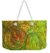 Summer - Whirling Weekender Tote Bag