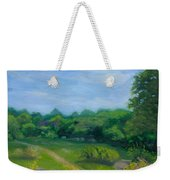 Summer Afternoon At Ashlawn Farm Weekender Tote Bag
