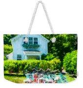 Summer Afternoon In The Hamptons Weekender Tote Bag