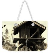 Summer Alaskan Cache Weekender Tote Bag