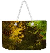 Summer And Fall Collide Weekender Tote Bag