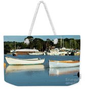 Summer Arrivals Weekender Tote Bag