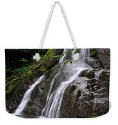 Summer At Glen Moss Falls Weekender Tote Bag