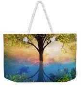 Summer At The Reef Weekender Tote Bag