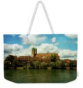 Summer. At The Resort In Bad Saeckingen. Germany. Weekender Tote Bag
