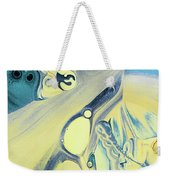 Summer Beach Abstract Weekender Tote Bag