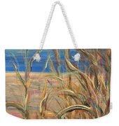 Summer Beach Grasses Weekender Tote Bag