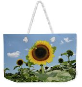 Summer Begin Weekender Tote Bag