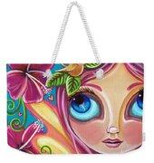 Summer Bliss Fairy Weekender Tote Bag