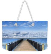 Summer Bliss Weekender Tote Bag by Tammy Wetzel