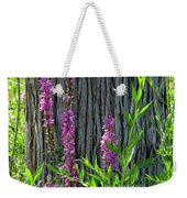 Summer Bloom Weekender Tote Bag