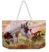 Summer Blooms Weekender Tote Bag by Carol Cavalaris