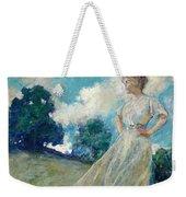 Summer Breeze 1915 Weekender Tote Bag