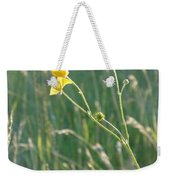 Summer Buttercups Weekender Tote Bag