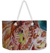 Summer Cool Weekender Tote Bag