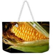 Summer Corn Xl Farm Nature Harvest Weekender Tote Bag